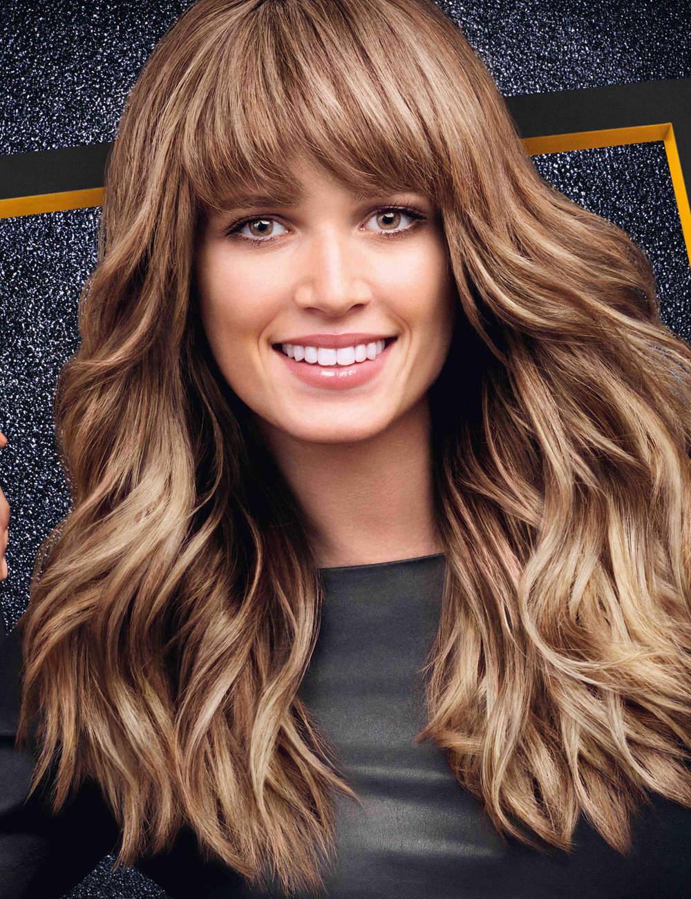 Bien-aimé Couleur de cheveux caramel, essayer c'est l'adopter KQ18