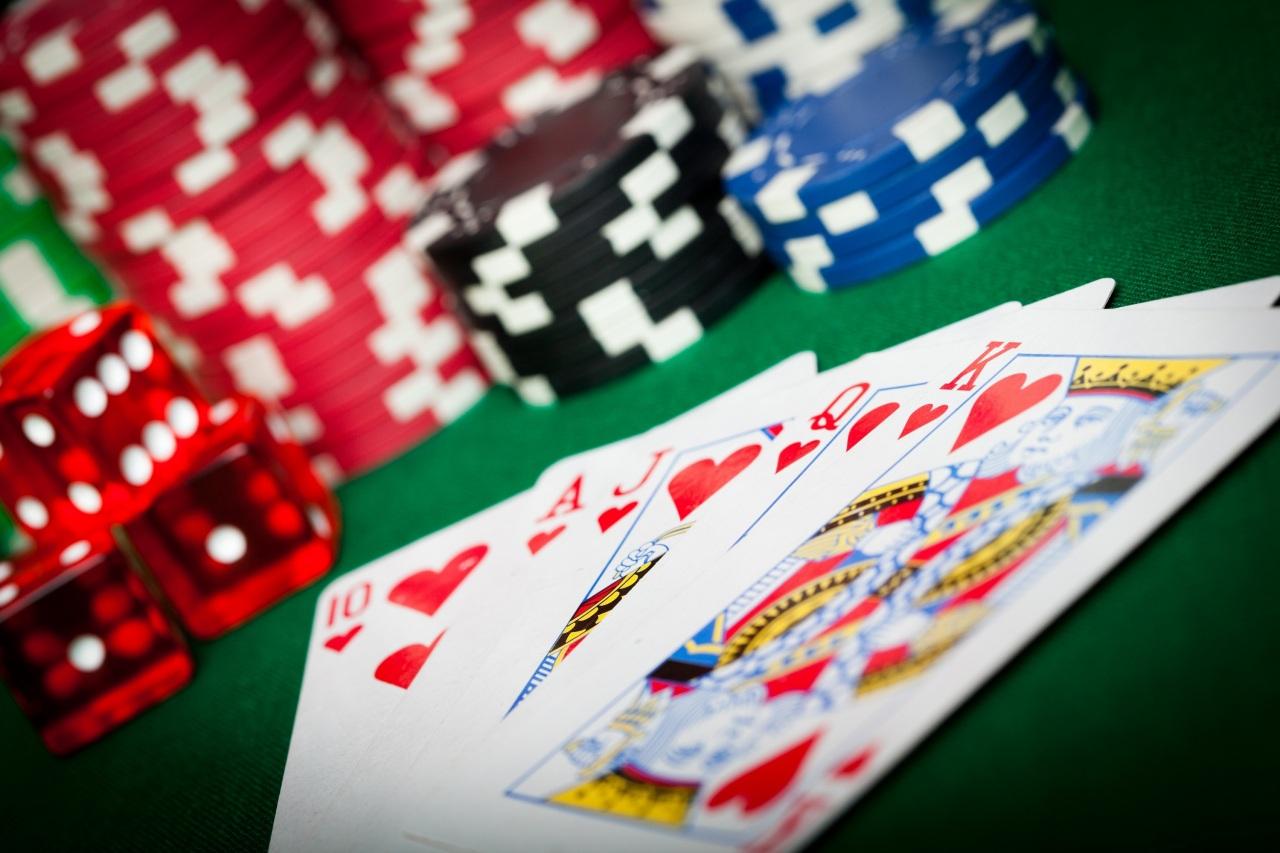 Casino en ligne, j'ai toujours beaucoup aimé ça