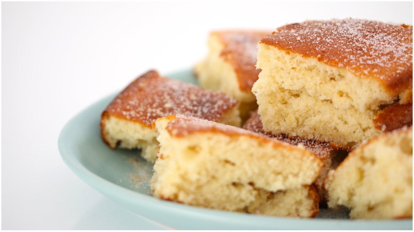Gâteau au yaourt : je le réalise avec mes enfants