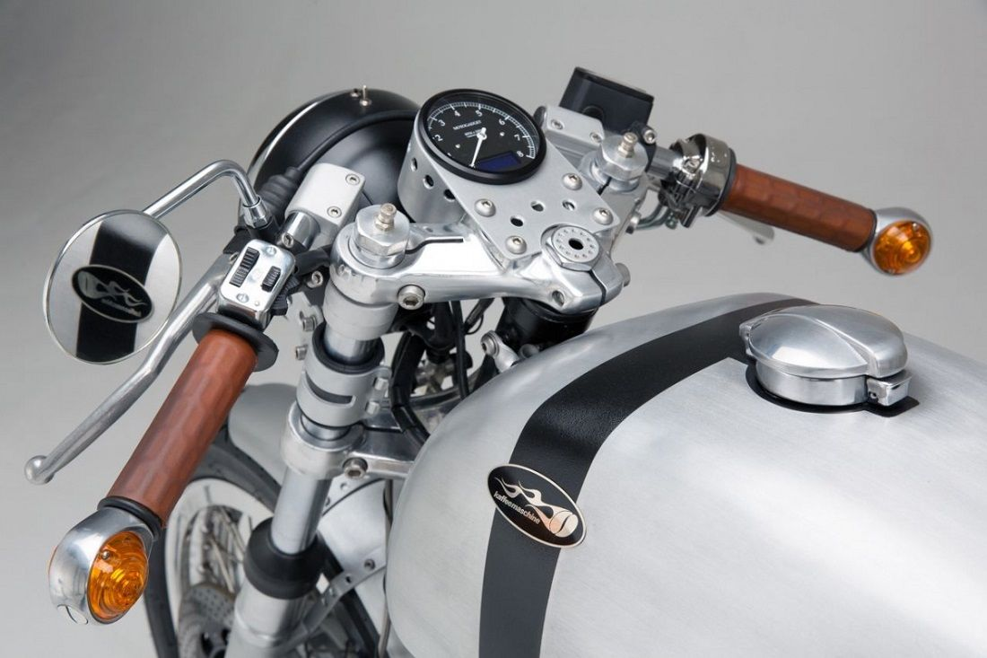 Style Cafe Racer Pas Chere
